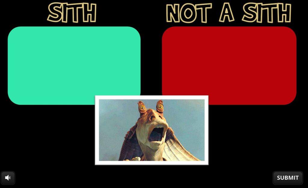 NOTASITH