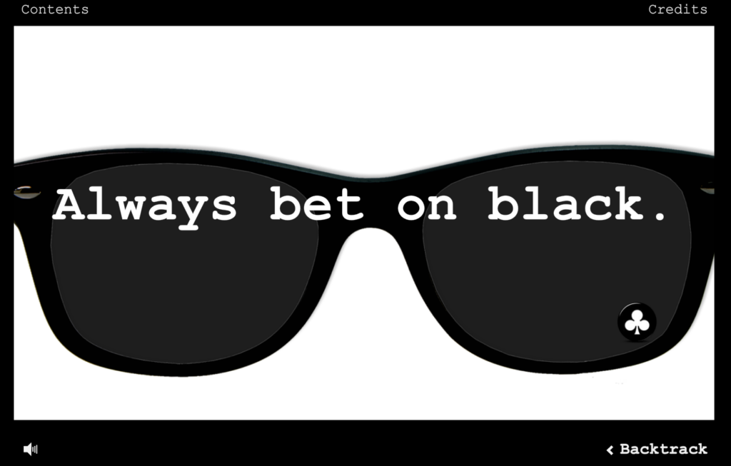 bet on black