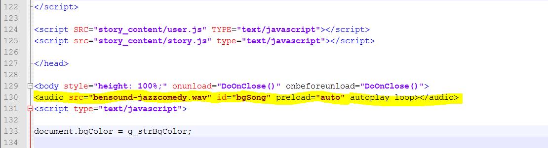 modify html