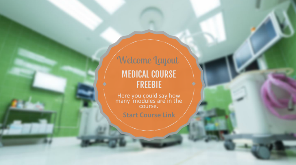 Another Medical Template FREEBIE! | Instructional Design by Tracy ...
