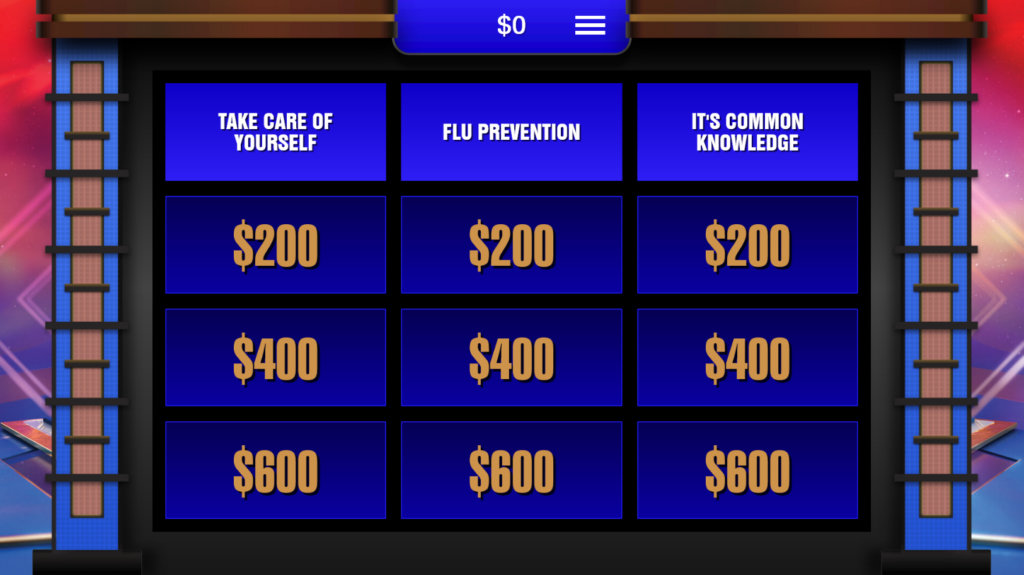 Using Jeopardy Games in Online Learning   Instructional Design by